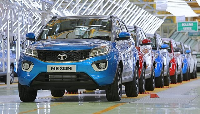 Tata Motors leads the automobile market